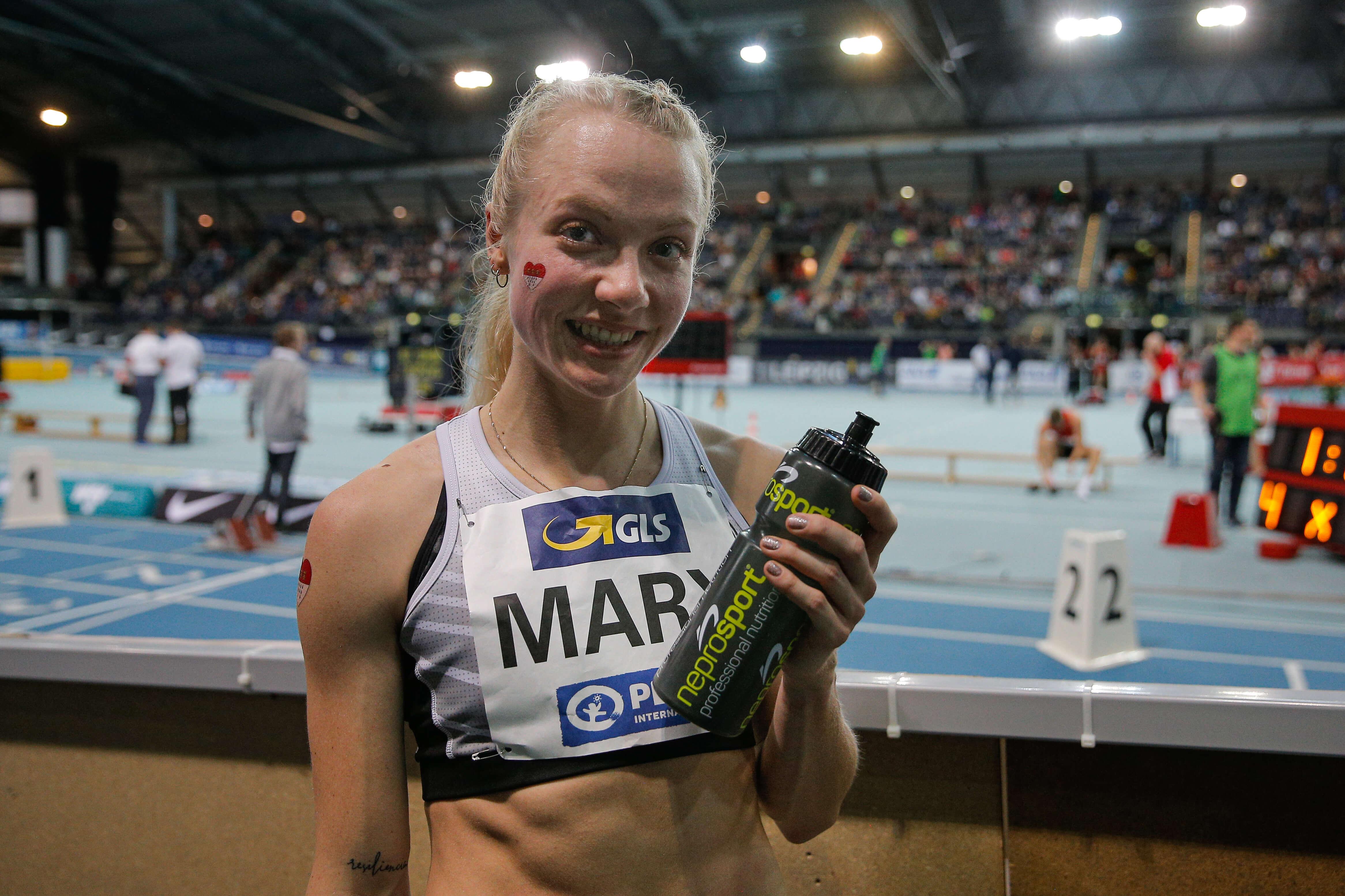 Laura Marx Leichtathletik